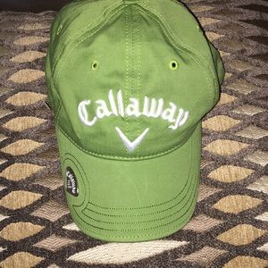 Callaway Golfing cap one size fits all NWOT